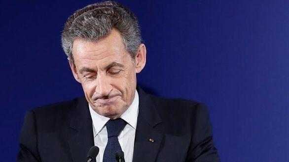 Sarkozy, detenido por presunta financiación irregular