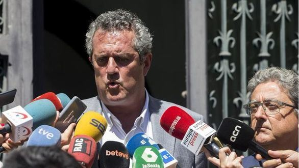 El fiscal general ordena poner en libertad a Joaquim Forn