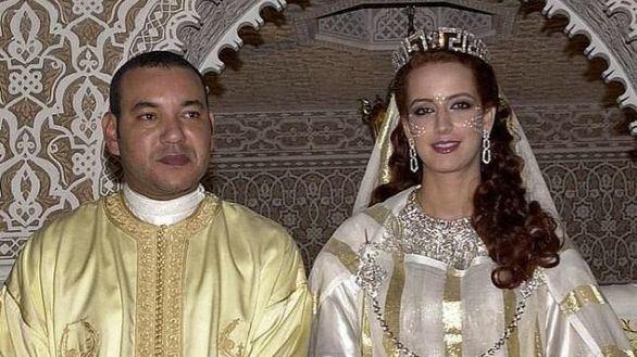 Lalla Salma y el rey Mohamed VI se separan