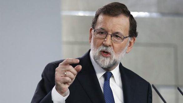 Rajoy suspende su viaje a Angola para seguir la situación en Cataluña
