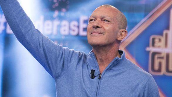 Antena 3, imparable con Antonio Banderas y Fariña