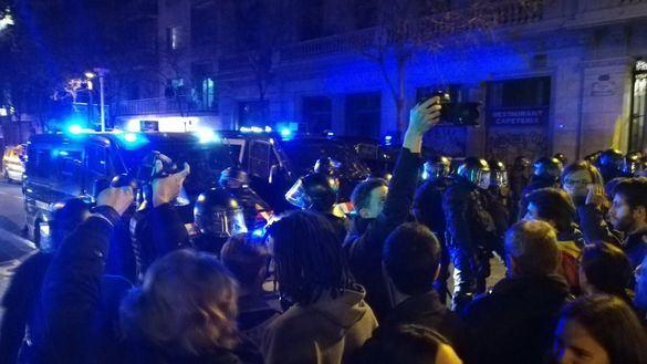 Así ha sido la jornada | Remiten las protestas en Barcelona