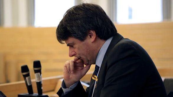 De 10 años a cadena perpetua por rebelión en Alemania
