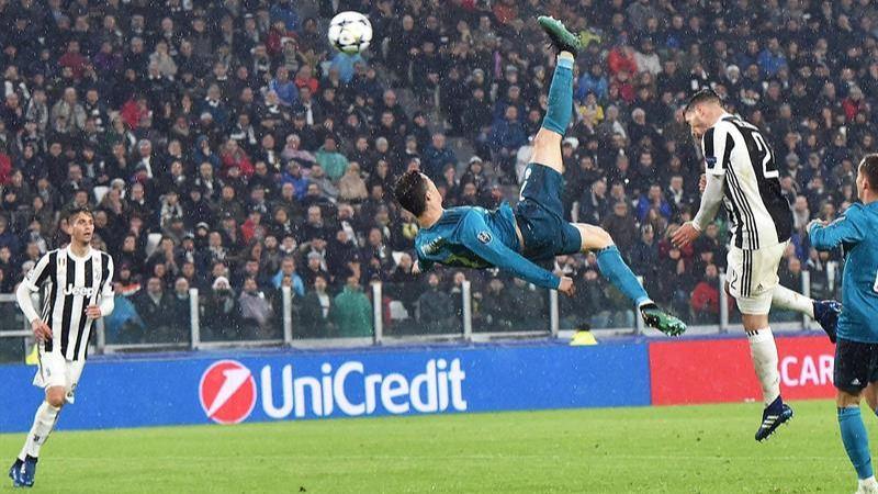 Un monumental gol de Ronaldo tumba a la Juve   0-3