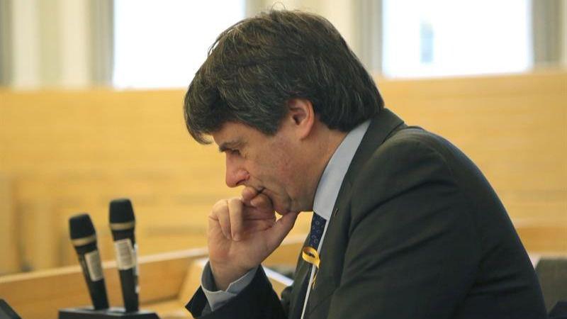 Carles Puigdemont insiste en investir a Jordi Sánchez