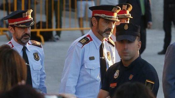 Trapero recurrirá su procesamiento por sedición