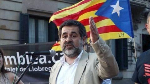 Jordi Sánchez acepta ser candidato a president