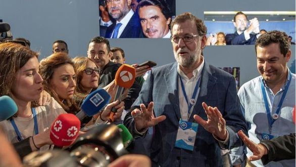 Rajoy pide al Parlament un presidente que sea viable
