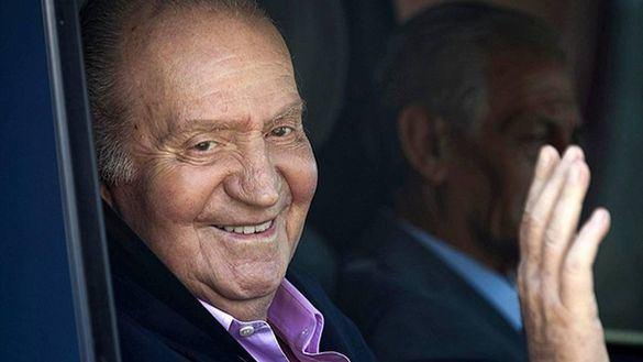 Foto de archivo del Rey emérito don Juan Carlos