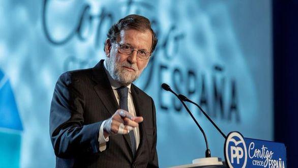 Duro ataque de Rajoy a Cs por