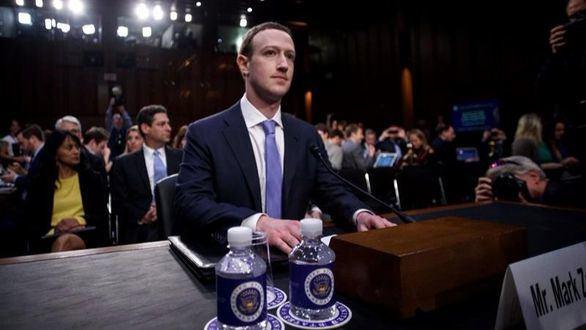 Zuckerberg comparece ante el Senado de EEUU: