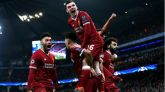 El Liverpool no da pie al milagro del City |1-2