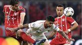 El Sevilla se estampa contra el muro del Bayern | 0-0