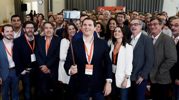 Rivera anuncia que habrá más candidatos como Manuel Valls
