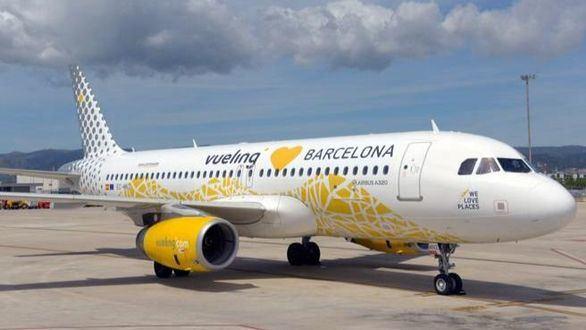 Vueling cancela 122 vuelos en su primera huelga de pilotos