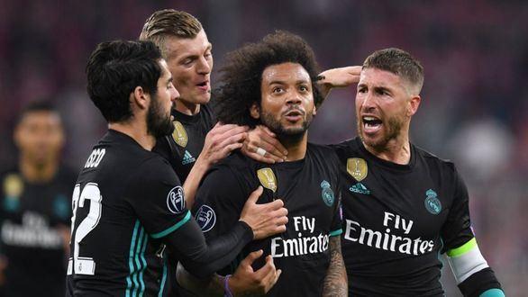 Las cadenas en abierto, afectadas por el Real Madrid en Champions