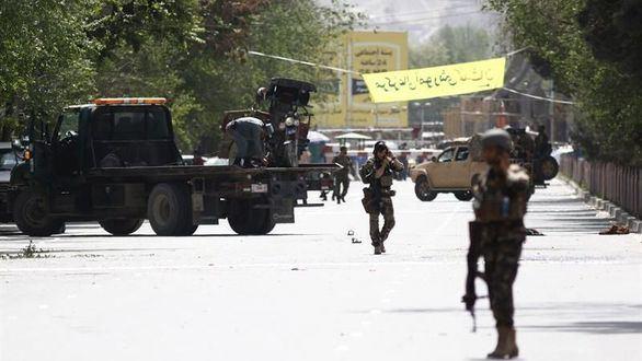 Al menos 25 muertos en un doble atentado en Kabul