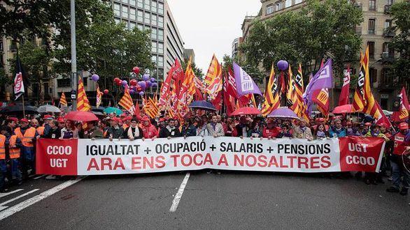 Cs reprocha a los sindicatos ir