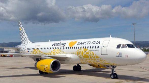 Vueling cancela 112 vuelos en el último día de la huelga de pilotos