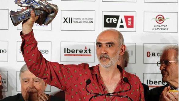 Alfredo Sanzol gana el XII Premio Valle-Inclán