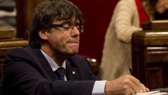 El TC prohíbe la investidura a distancia de Puigdemont