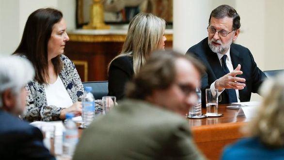 Las víctimas del terrorismo reprochan a Rajoy su actitud con Eta
