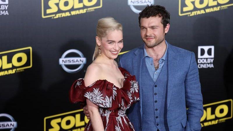 Preestreno en Los Ángeles de Han Solo: Una historia de Star Wars