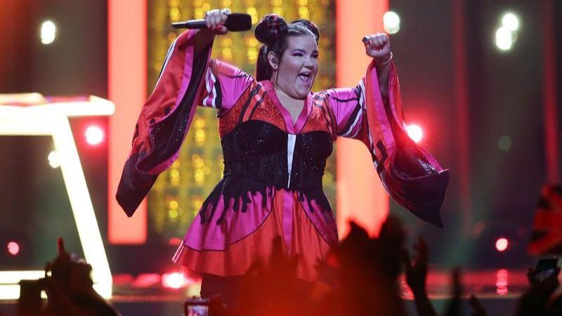 Toy, de Netta, da la victoria a Israel en el Festival de Eurovisión