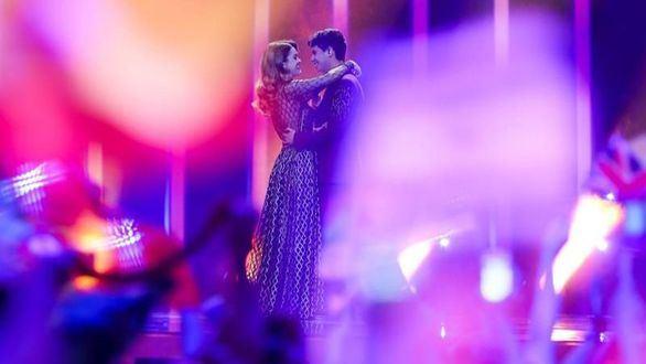 Sábado. Récord de Eurovisión con 7,2 millones de espectadores