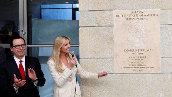 EEUU inaugura su embajada en Jerusalén en un clima de preguerra