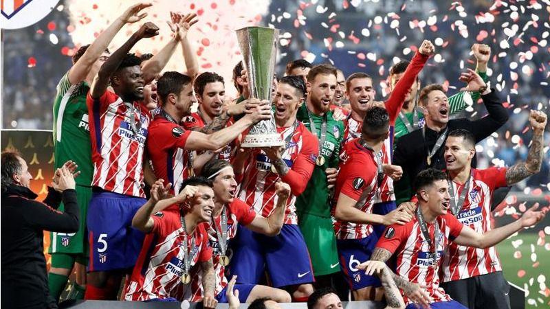 El Atlético impone oficio al Marsella y reconquista la Europa League | 0-3