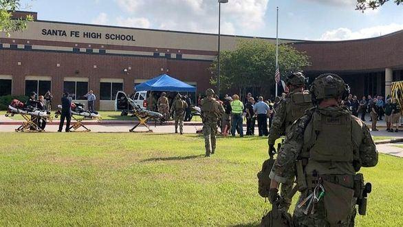 El autor del tiroteo en Texas es un estudiante de 17 años