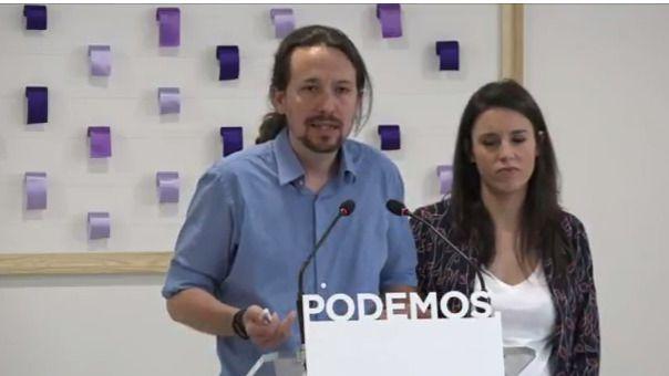Las bases votarán si Iglesias y Montero deben seguir liderando Podemos