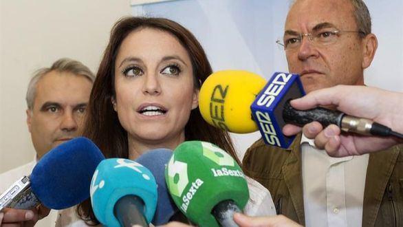 Andrea Levy se desmarca del PP y pide disculpas públicamente