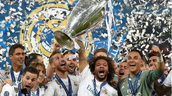 Sábado. El Real Madrid bate récords televisivos