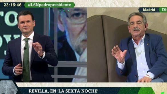 Miguel Ángel Revilla propone al Gobierno de Sánchez tres medidas desde 'La Sexta noche'.