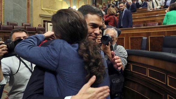 Sánchez concederá a Podemos el control de algún órgano