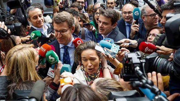 Feijóo, principal favorito para suceder a Mariano Rajoy
