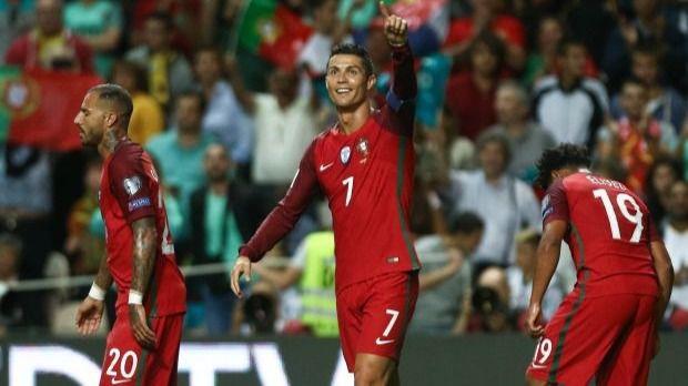 Portugal: la campeona de Europa, a exprimir la generación de Ronaldo