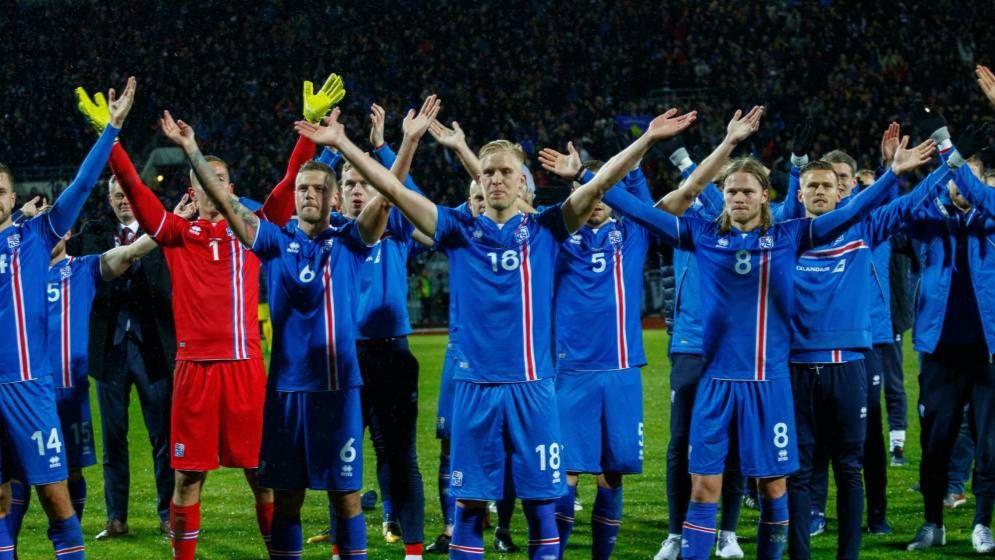 Islandia: la continuación del milagro de la Eurocopa 16
