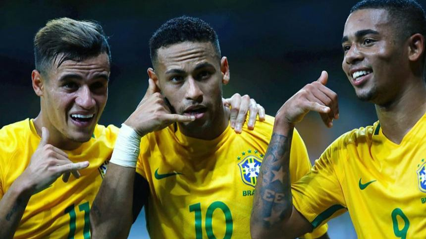 Brasil: el regreso al favoritismo de la mano de Neymar