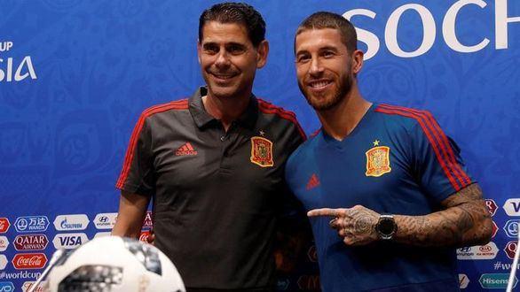 Ramos: 'España debe estar por delante de cualquier nombre propio'