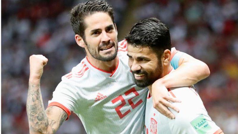 Paso adelante de España tras derrotar a Irán |0-1