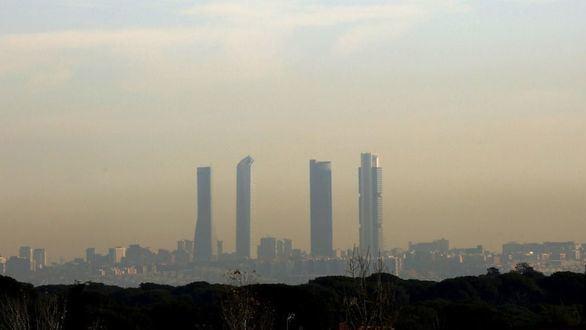 El 97% de la población española respiró malos humos en 2017