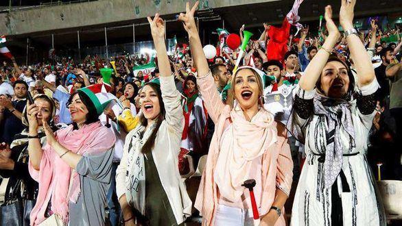 El Mundial conduce a las mujeres a lobrar una histórica victoria en Irán