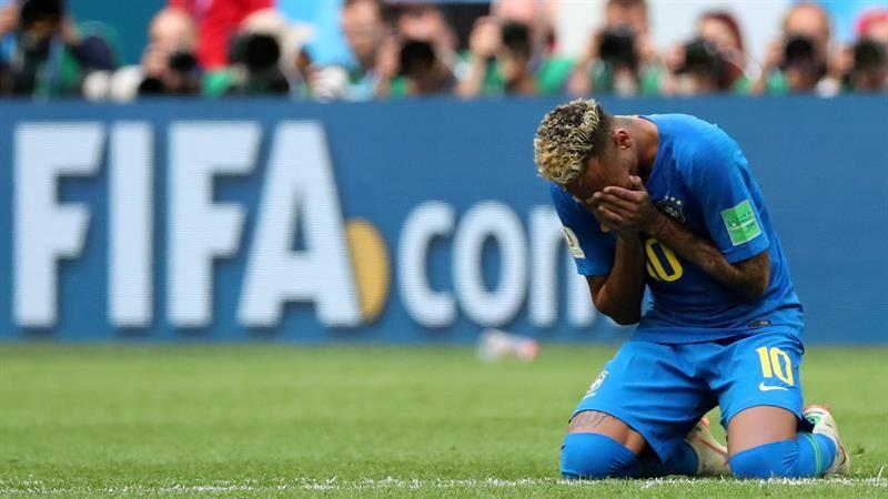 Neymar y y la selección de Brasil despiertan de su pesadilla rusa
