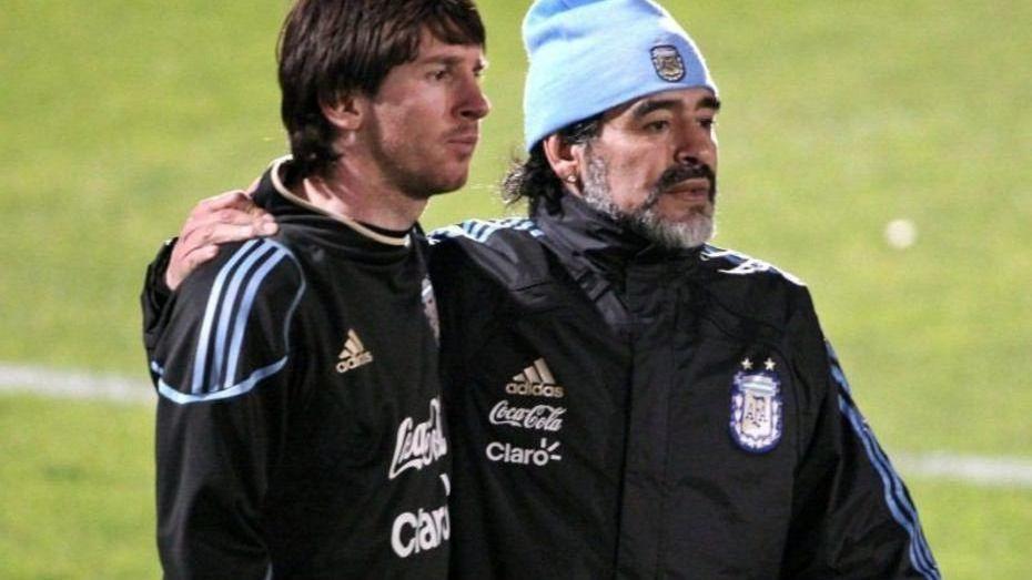 AFA, Sampaoli y los capitanes se conjuran mientras Maradona ataca