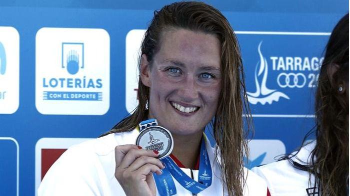 Juegos Mediterráneos. España arranca fuerte en el medallero, con la natación por bandera