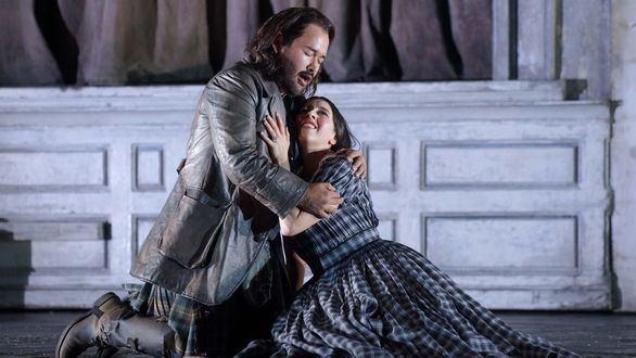 Lucia di Lammermoor, el mayor éxito del Teatro Real en la temporada 2017-2018