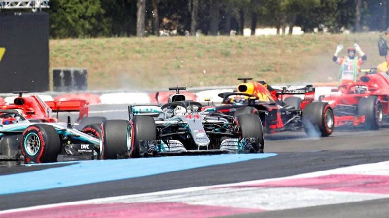 Hamilton gana y vuelve a liderar el Mundial